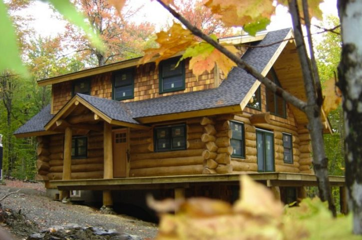 How Log Homes Are Made