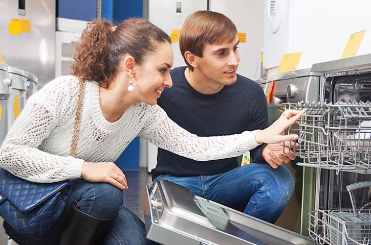 Six Factors to Consider when Buying a Dishwasher