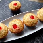 Coconut Cherry Cupcakes – Really Moist And Deliciously Sweet