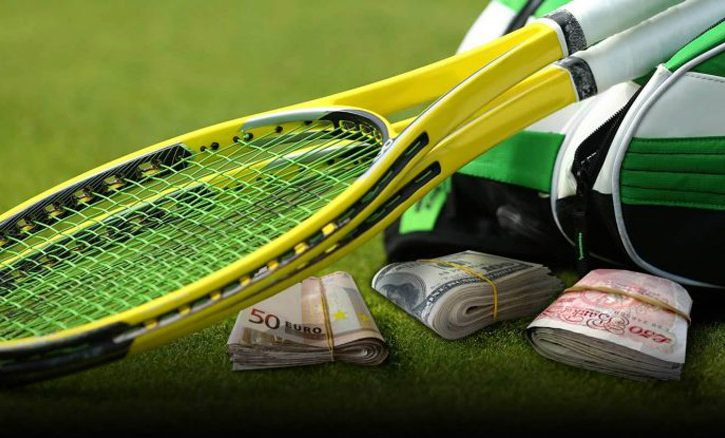 Odds and prediction in Tennis betting