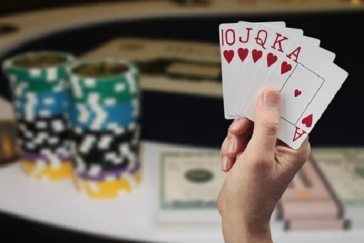 How to make a bet in a casino easily?